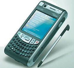 TEST: Test: Fujitsu Siemens Pocket Loox T830: Monstermobilen