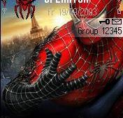 Spiderman 3 mobiltema