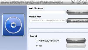 Fox DVD to PSP/MP4 Video Rip/Convert Solution 8.0.8.10