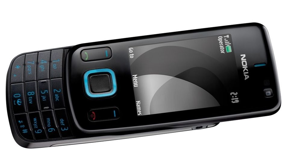 TEST: Test: Nokia 6600 Slide