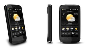 Test: HTC Touch HD