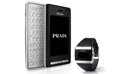 Moteoppvisning for LG Prada II