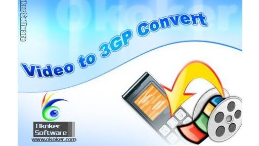 Okoker Video to 3GP Converter 6.5