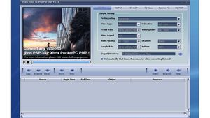 Plato Video To Ipod PSP 3GP Converter 8.86