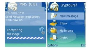 CryptoGraf Messaging 2.50