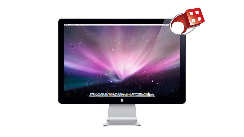 TEST: Test av Apple LED Cinema Display