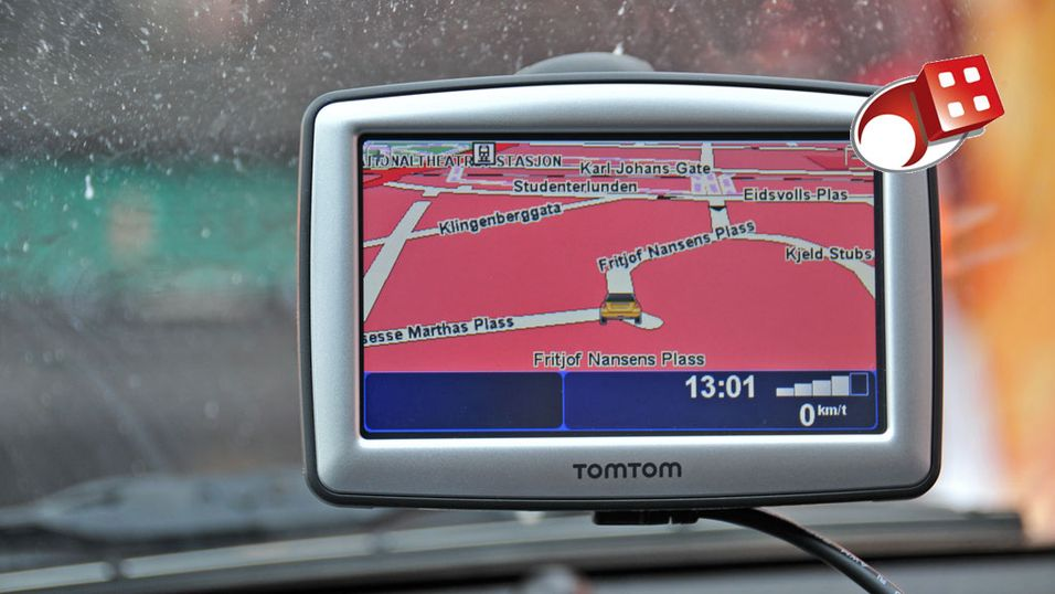 TEST: Test av Tomtom XL Europe 22