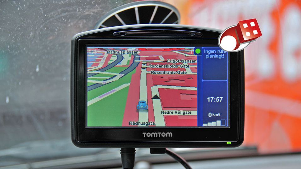 TEST: Test av Tomtom GO 930 Traffic