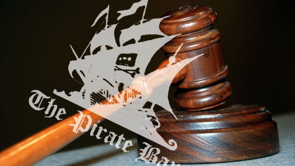 The Pirate Bay er dømt skyldige