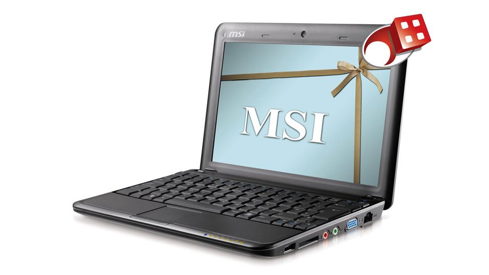 TEST: Test av MSI Wind U100