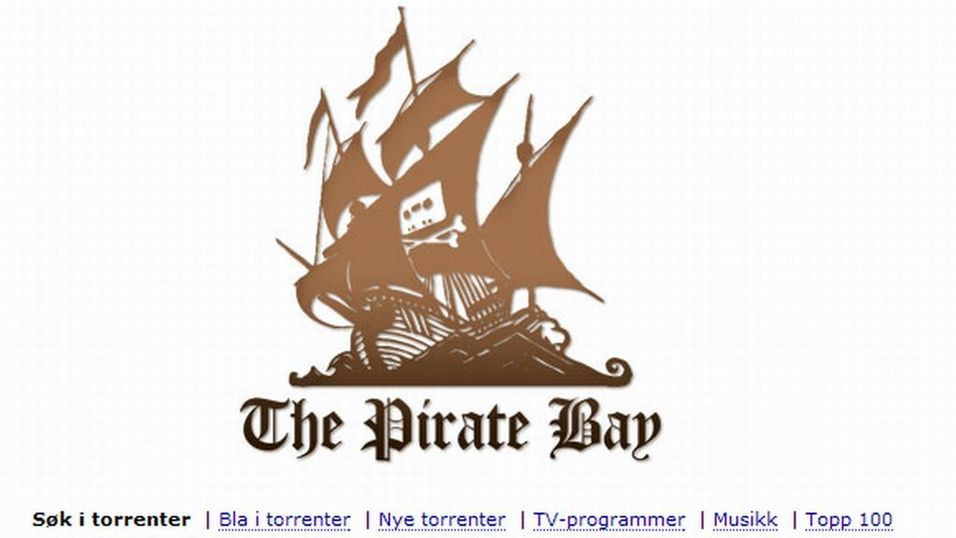 Pirate Bay-anken levert