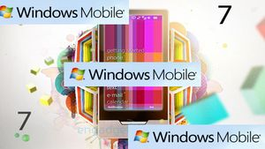 Windows mobile 7 møter Pink