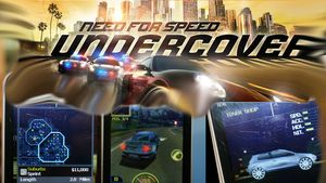 Need for Speed Undercover til N-Gage