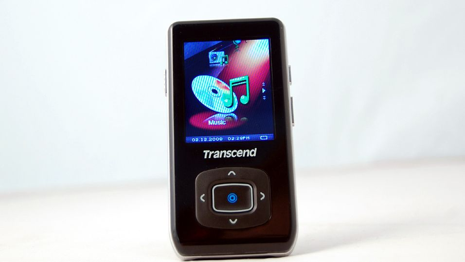 TEST: Test av Transcend MP850