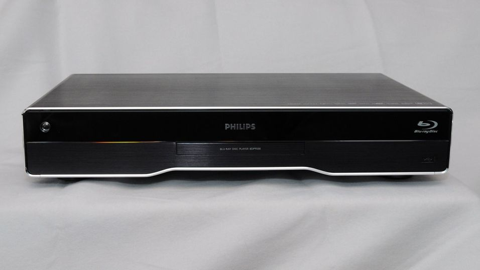 TEST: Test: Philips BDP9500