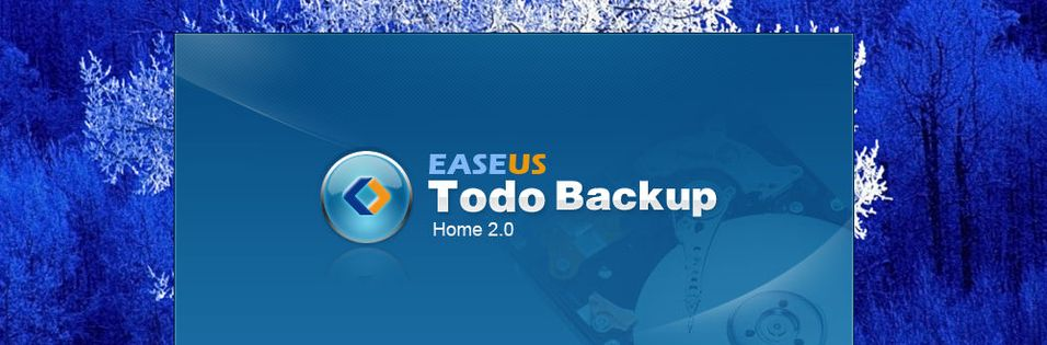 TEST: Easeus Todo Backup Home