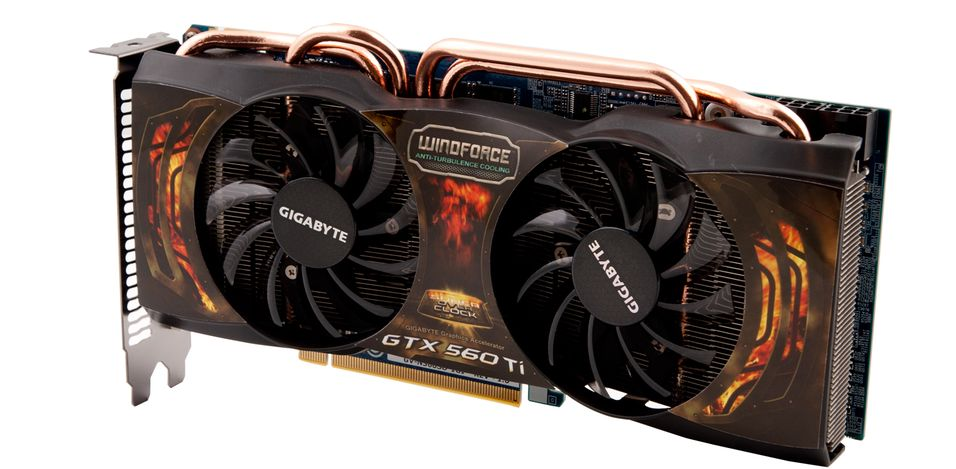 TEST: Gigabyte GeForce GTX 560 Ti SO