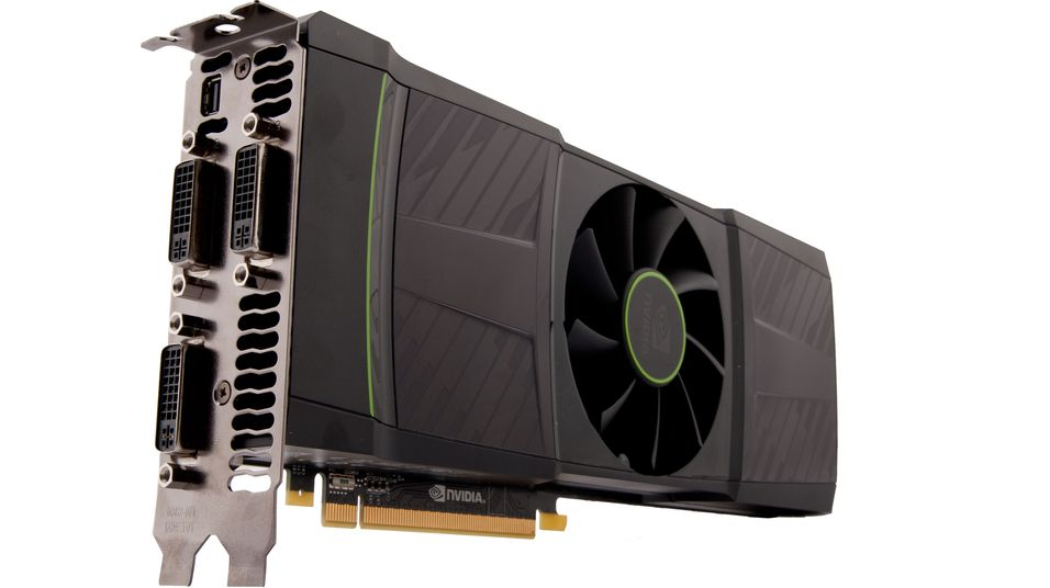 TEST: Nvidia GeForce GTX 590