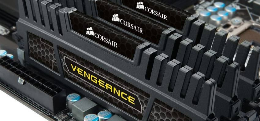 TEST: Corsair Vengeance DDR3-1600 3x4GB CL9