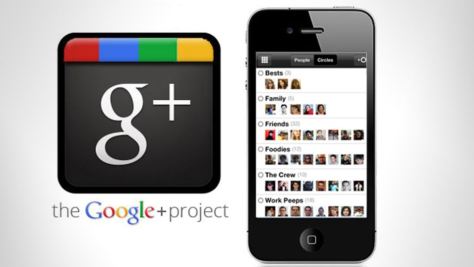 Google+ godkjent for iPhone