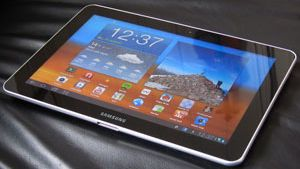 – Galaxy Tab er ikke like kul som iPad