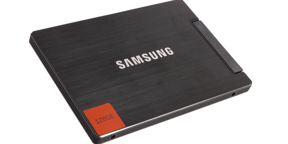 TEST: Samsung SSD 830 128 GB