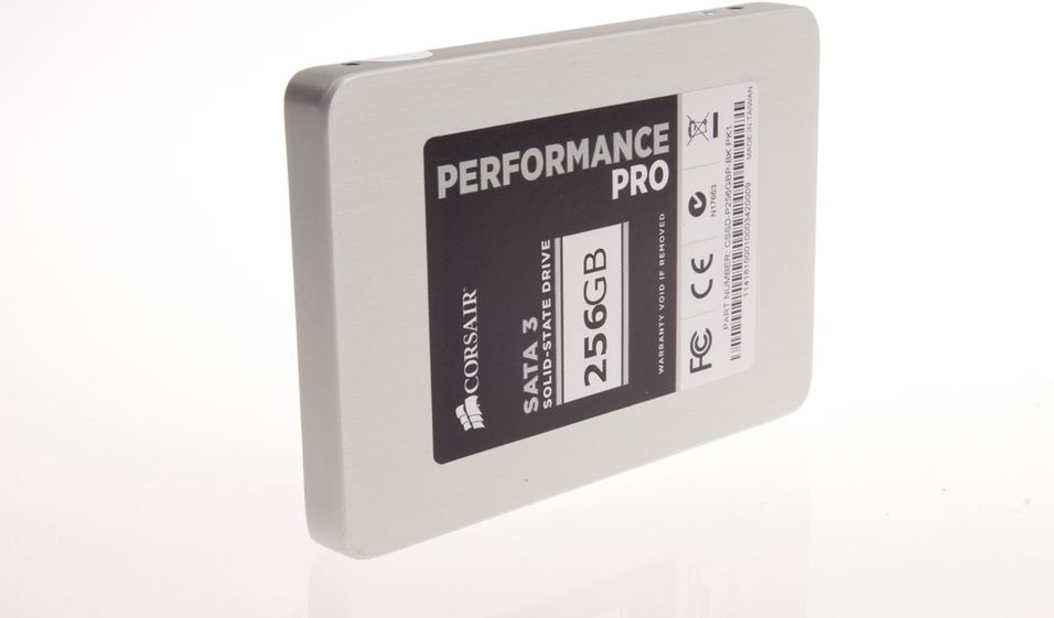 TEST: Corsair Performance Pro 256 GB